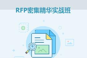 RFP密集精华实战班