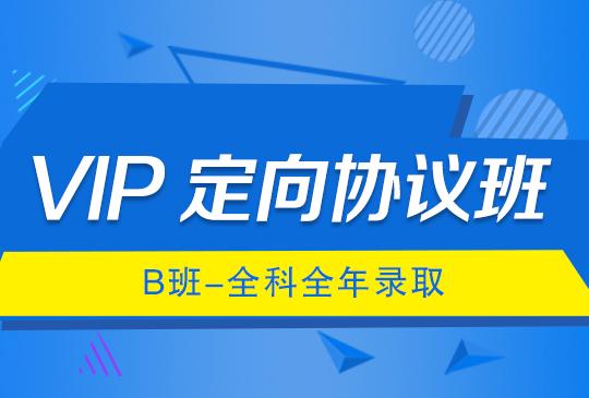 【VIP定向協議班】B班-全科全年計劃