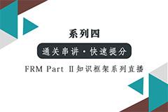 【FRM Part II 通关】知识框架系列-信用风险(上)