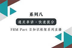 【FRM Part II 通关】知识框架系列-投资风险(下)