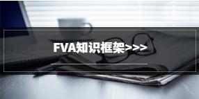 FVA财务估值分析师知识框架