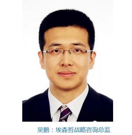 吴鹏:埃森哲战略咨询总监