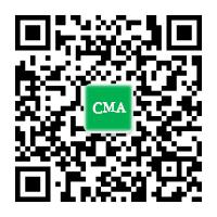 CMA微信二维码
