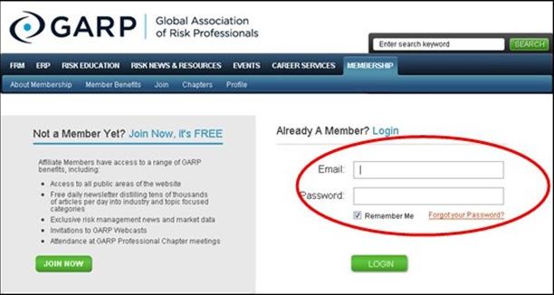 登入协会官网,登入个人账户