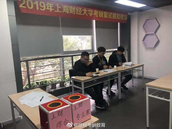 2019上海财经大学金融硕士分数线