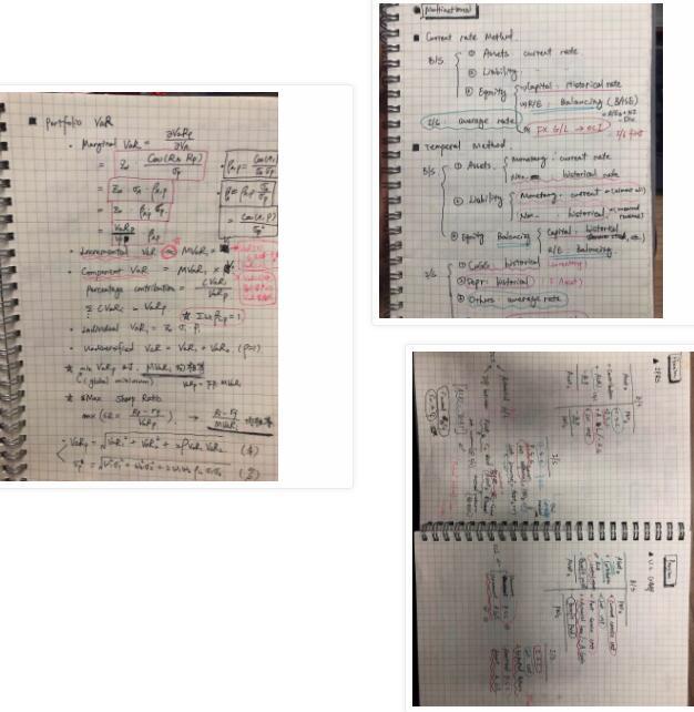 CFA、FRM学习笔记