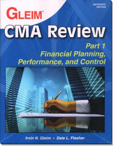 CMA英文考试用书
