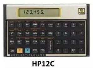 惠普12C (or Platinum)