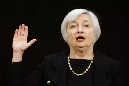 金融圈8大美貌与智慧并存的女神-耶伦