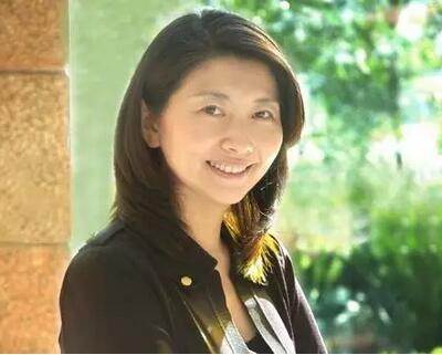 金融圈8大美貌与智慧并存的女神-汝林琪