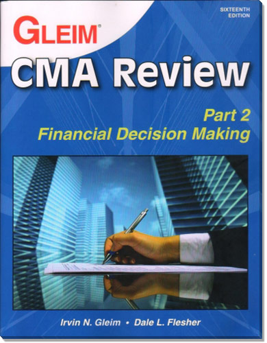 CMA英文教材Part2