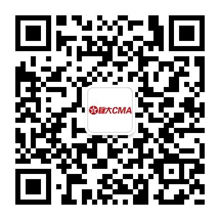 金程CMA微信公众号二维码